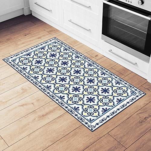Non Slip Kitchen Mat Decorative Hypoallergenic