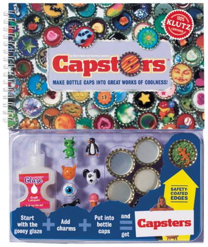 Capsters Bottle Great Works Coolness