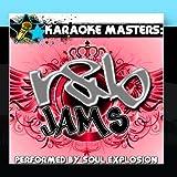 Karaoke Masters: R&B Jams