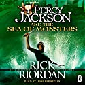 The Sea of Monsters: Percy Jackson, Book 2 | Livre audio Auteur(s) : Rick Riordan Narrateur(s) : Jesse Bernstein
