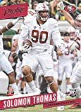 2017 Panini Prestige Football #290 Solomon Thomas RC San Francisco 49ers