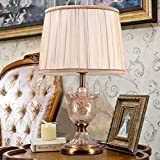 HH Bedroom Creative Bedside Elegant Luxury Post-modern Fashion Desk Lamp
