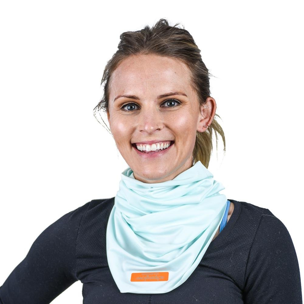 Gaiter for Neck and Face Sun Protection | Adustable One-Size-Fits-All