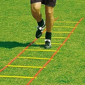 B-D - Escalera de coordinación: Amazon.es: Deportes y aire libre