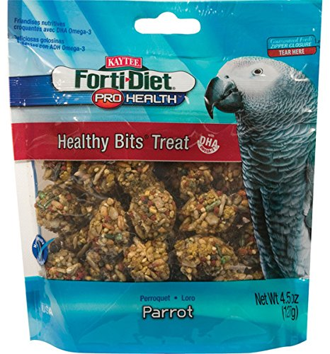 Kaytee Products Forti-Diet Parrot Healthy Bits 4.5 Oz