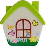 Dreams Creative Bright LED Energy Saving House Pattern Night Lamp Colorful Attraction for Kids, Baby's and Guests