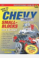 David Vizard's How to Build Max-Performance Chevy Small-Blocks on a Budget (Performance How-To) Paperback