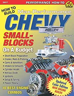 how to rebuild your small block chevy david vizard 0075478010295 rh amazon com small block chevy rebuild book small block chevy repair manual