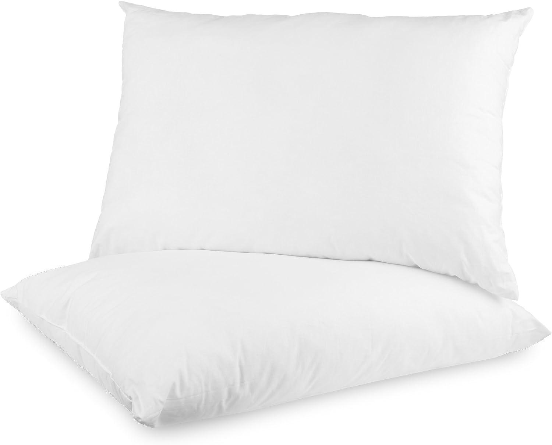 Clean white Pillows