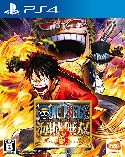 One Piece Kaizoku Musou 3 (primeros beneficios de inclusión (Código de producto de lanzamiento anticipado de Sabo, código de producto que puede ganar el traje especial de Luffy, artículo de código de serie disponible) incluido) [Importación de Japón