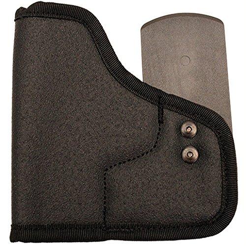 Uncle Mike's Advanced Concealment Itp 871020 Size 2 Kahr PM Shield LC9 Sm Fram 9mm, Black ()