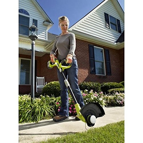 Ryobi P2013 ONE+ 18-Volt Lithium-ion String Trimmer/Edger and Blower/Sweeper Combo Kit