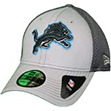 detailed look 8f130 f26c1 New Era Detroit Lions NFL 39THIRTY Grayed Out Neo 2