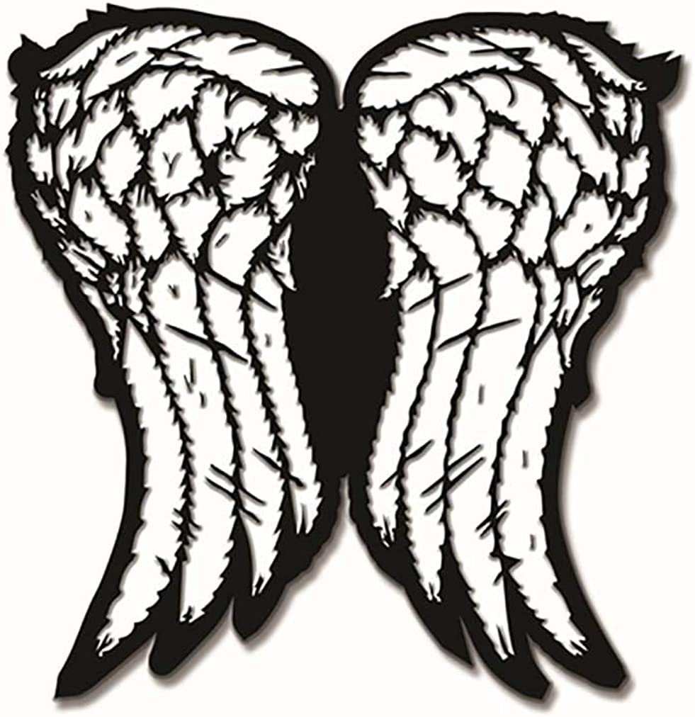 Walking Dead The Daryl Wings Collectible Pin, NYCC '17 Exclusive Black