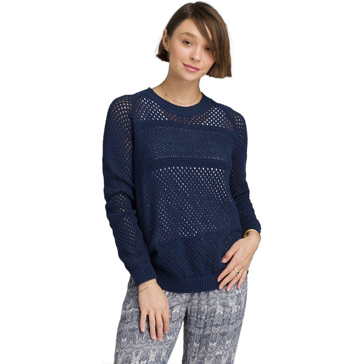 bluee Anchor prAna Kokimo Sweater  Women's