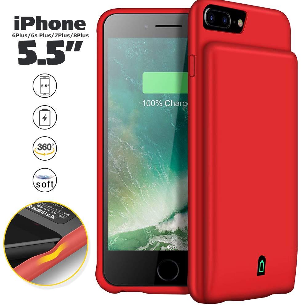 iPhone 8 Plus, iPhone 7 Plus, iPhone 6S Plus Cargador de ...