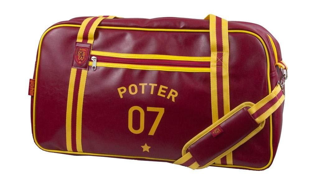 Sac d/école officiel de Harry Potter Quidditch Sports Holdall Weekend Gym