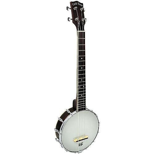 Gold Tone BUB Baritone Banjo Ukulele (Vintage Brown)