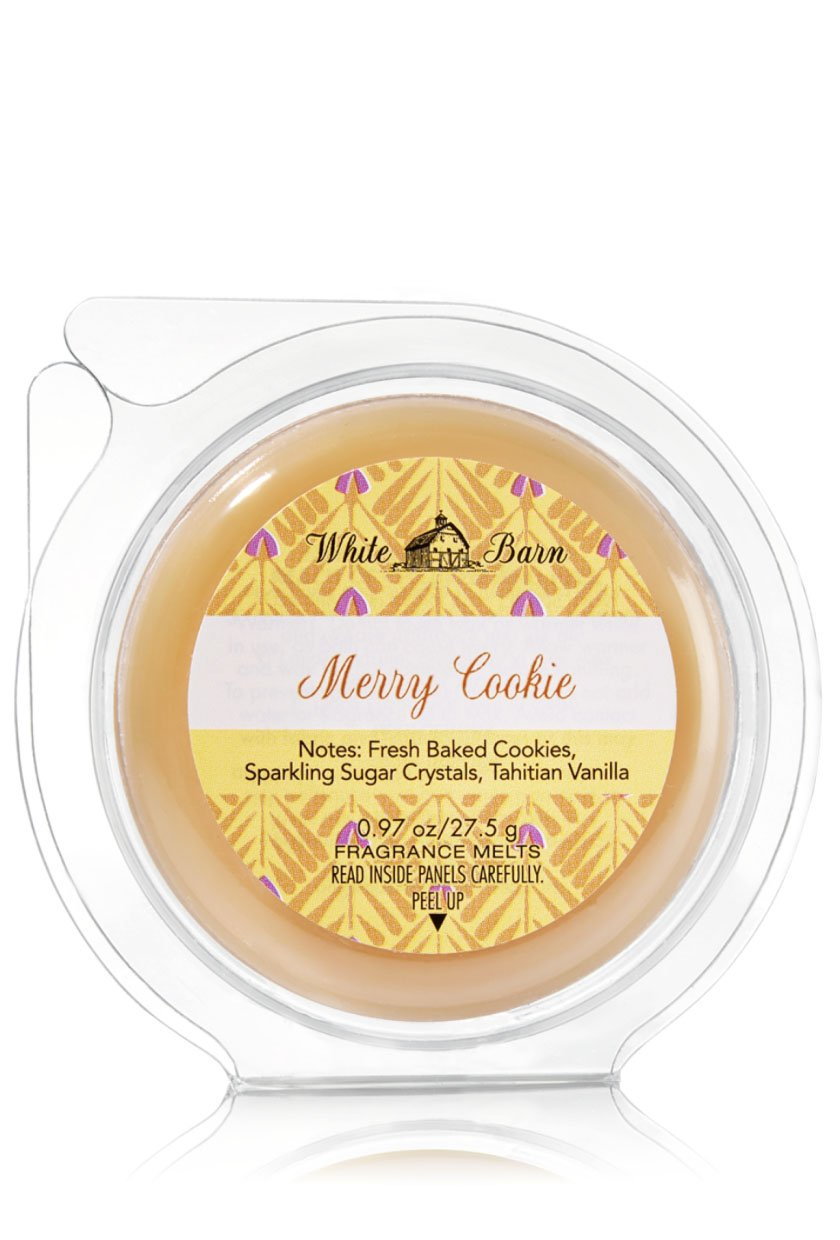 Bath & Body WorksワックスHome Fragrance Melt Merry Cookie B01N2SJARS