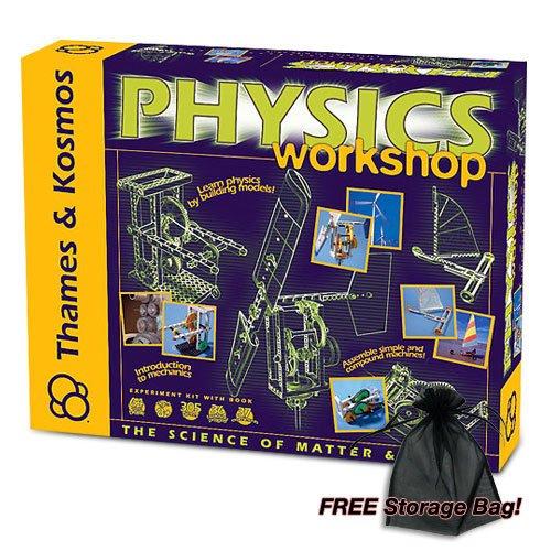 Physics Workshop Kit w/ Free Storage Bag