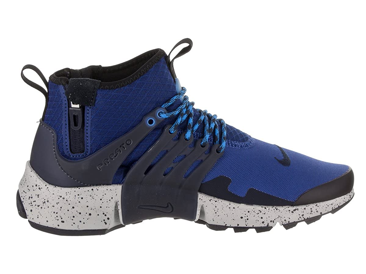 official photos 561ed bd5af Amazon.com   NIKE AIR PRESTO MID UTILITY MENS Sneakers 859524-401   Fashion  Sneakers