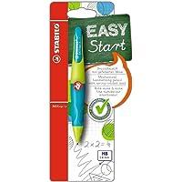 STABILO 思笔乐 握笔乐自动铅笔儿童学生正姿1.4mm卡装B-46902-5(荧光绿/碧绿色)