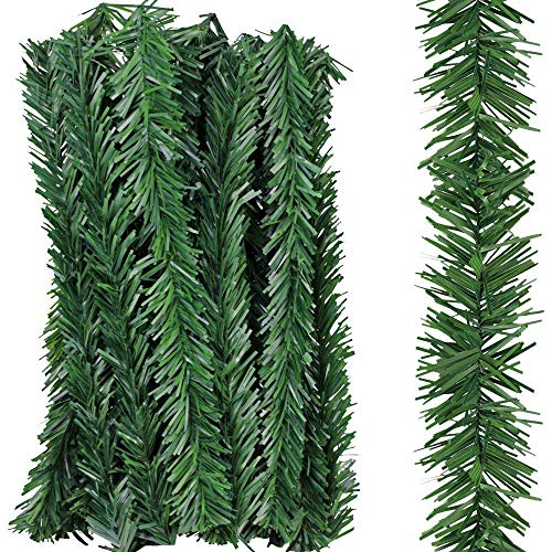 Christmas Garland Celebrate a Holiday 12 Flexible Decorative Ties 12.5