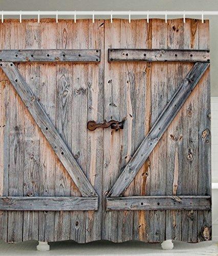wood garage - 6