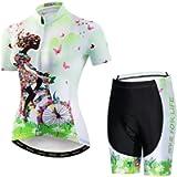 Women's Cycling Jerseys Set Short Sleeve