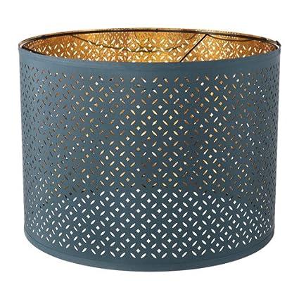 IKEA 403.772.13 Nymo - Lámpara de techo, color azul latón ...