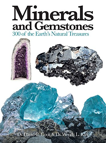 Minerals and Gemstones: 300 of the Earth's Natural Treasures (Mini Encyclopedia)