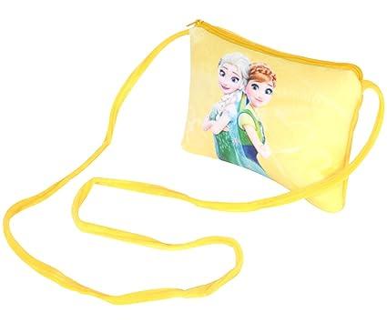 Buy Chords Yellow Disney Frozen Princess Sisters Forever Sling Bag ...