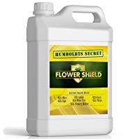 Humboldts Secret Flower Shield – Powerful Insecticide – Pesticide – Miticide – Fungicide – Bug Spray – Spider Spray – Plant and Flower Protection – Healthy Treatment for Pests and Fungus (32 Ounce)