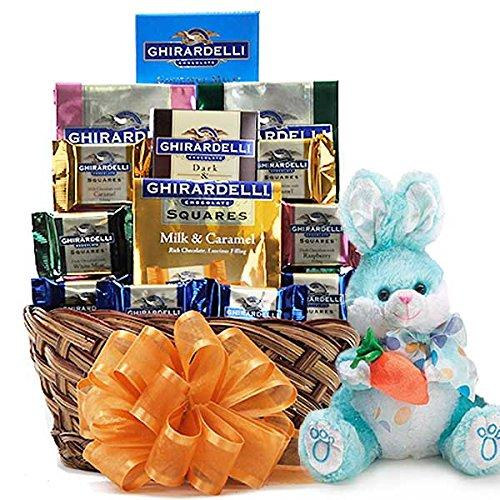 Easter Ghirardelli Chocolate Gift Basket