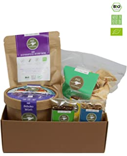 """Paleo gift basket """"Office Buddy"""" by eat Performance (organic, superfood, healthy"""