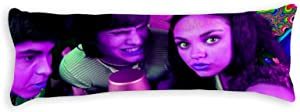 Throw Pillow Cases Body Pillow Covers Body Pillowcases with Zipper Closure for Home Decor 20 X 59 Inch,That 70s Show Trippy Poster