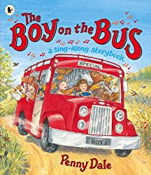 The Boy on the Bus: A Sing-Along Storybook
