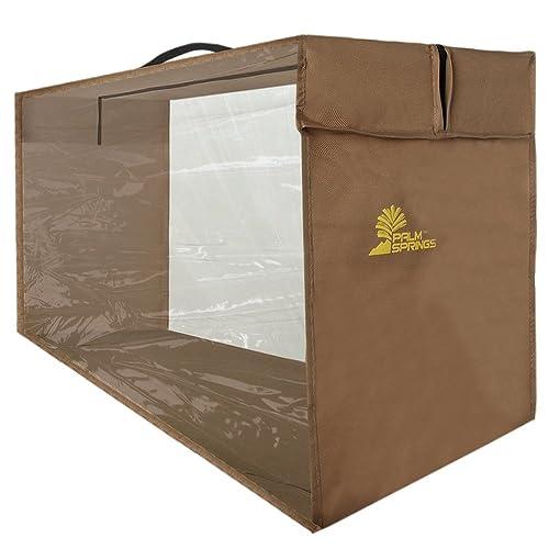 Lembeauty Patio Furniture Cushion Storage Bag, Waterproof ...