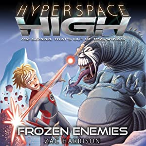 Frozen Enemies Audiobook