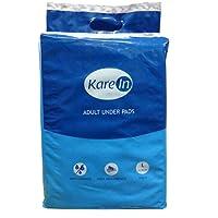 Kare In Adult Underpads L Size 60x90 cm 10 Pcs