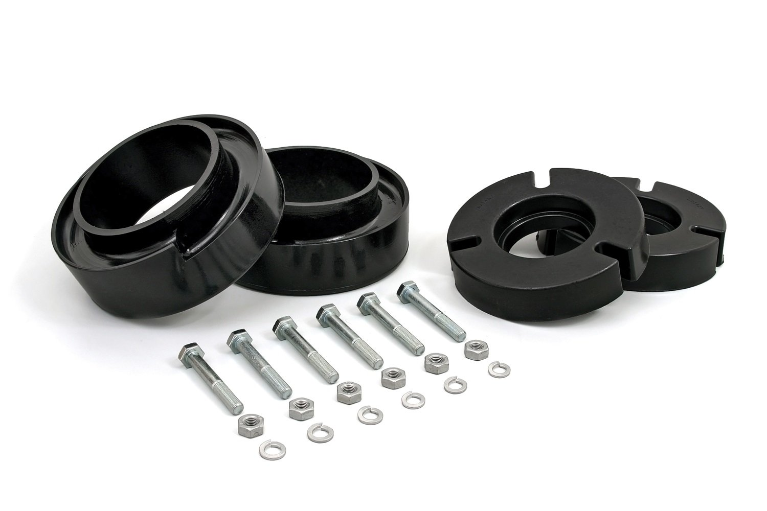 all cabs KF09112BK Daystar fits 2003 to 2009 2//4WD Ford Expedition 2 Rear Lift Kit all transmissions Made in America