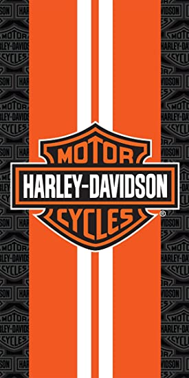 Serviette De Plage Harley Davidson.Harley Davidson Racing Stripes Wonder Serviette De Plage Hd