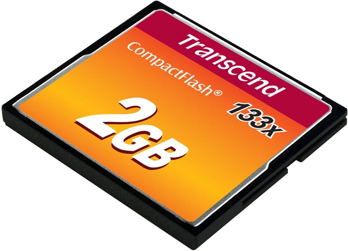 Promoción CompactFlash Transcend 2GB tarjeta CF industrial TS2GCF160 velocidad CF Card