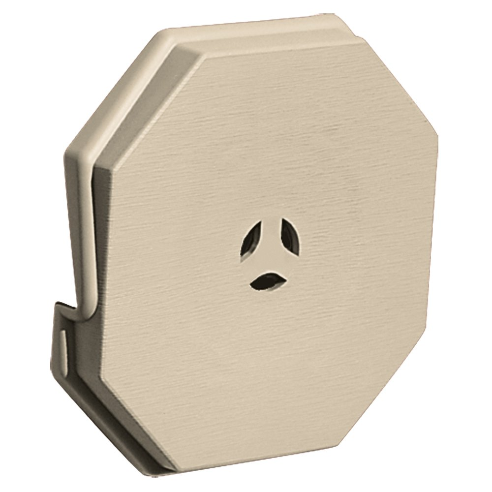 Builders Edge 130110006049 Surface Block 049, Almond