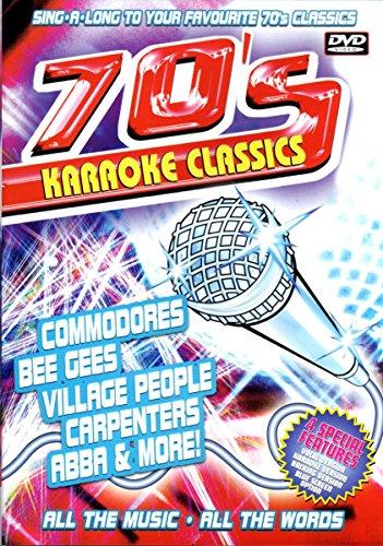 (70s Karaoke Classics [DVD] )