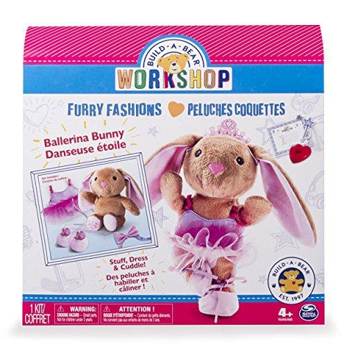 Build-A-Bear Workshop - Furry Fashions - Ballerina -