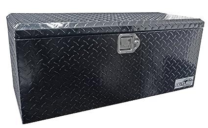 amazon com outlaw ou2002 atv utv aluminum box rear storage rack