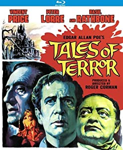 Cover Image for 'Tales of Terror'