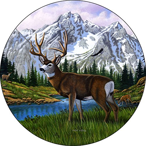 deer tire cover - 6