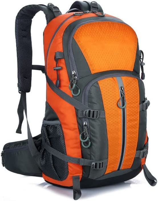 Hiking Backpack, Meinstilin 40L Backpack for Camping Traveling Hiking Cycling Outdoor Sports Waterproof Daypack Outdoor